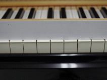 鍵盤高さ修正
